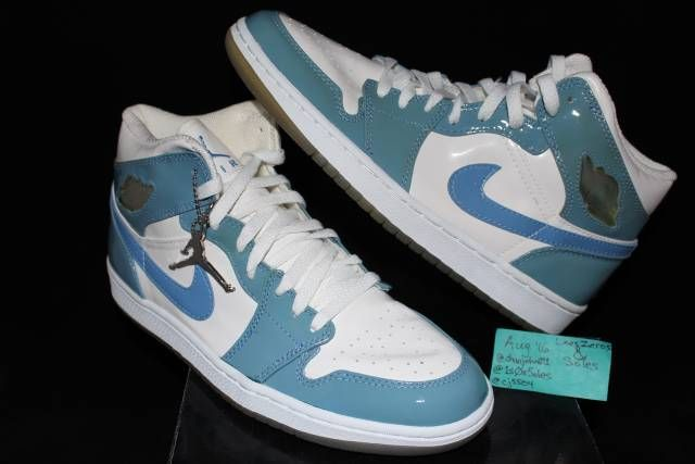 New 2003 Nike Air Jordan 1 Patent