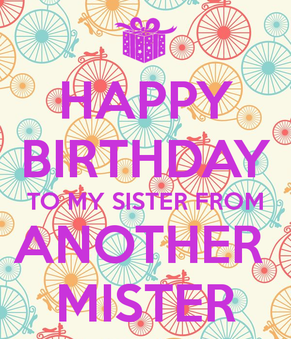 Happy Birthday Soul Sister Friend Quotes Funny Images