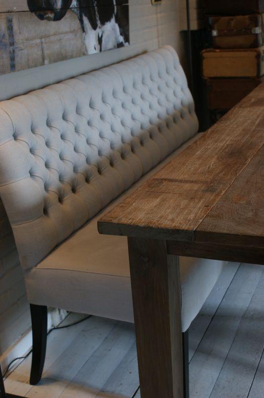 eettafel bank | huis - keuken | pinterest | molding ideas, banks and