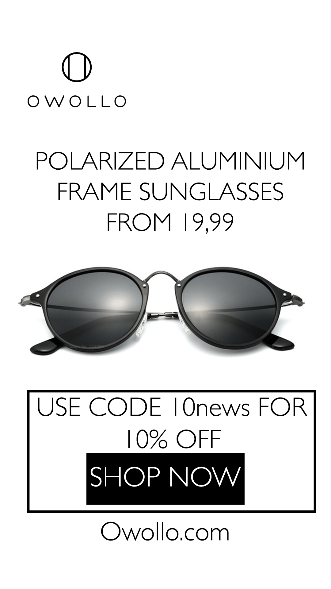370c571f707 Owollo is a brand of affordable polarized sunglasses