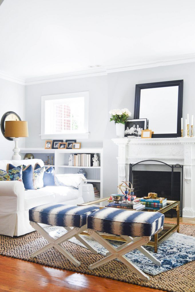 create a family friendly living room that is still stylish yet kid friendly head over to a blissful nest for all the tips interiors livingrooms