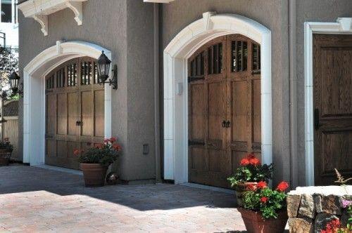 Pin By Juan Baas On Dream Home Garage Door Design Stucco Homes House Exterior