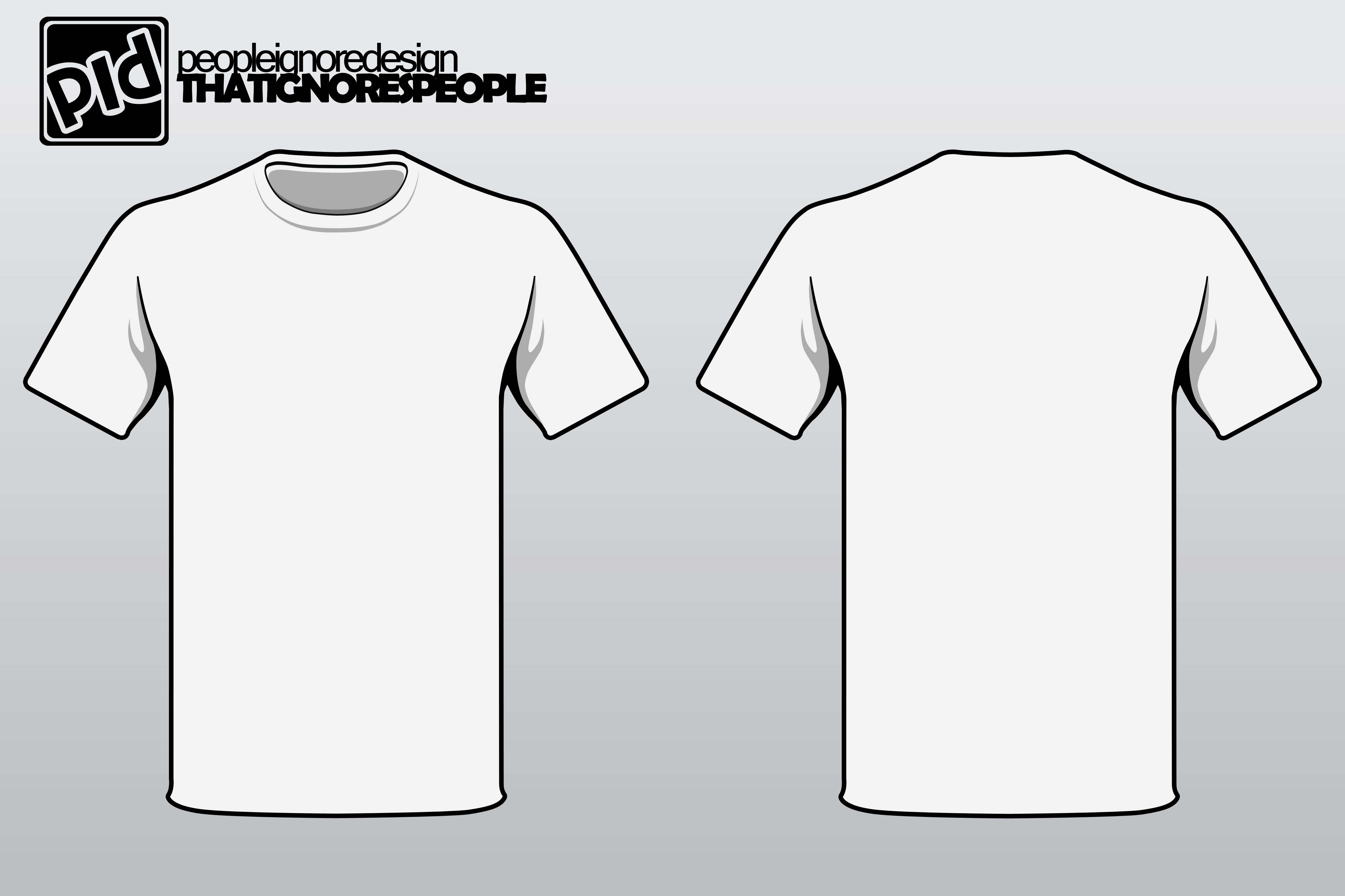 T Shirt Design Psd T Shirt Design Template Blank T Shirts Shirt Designs