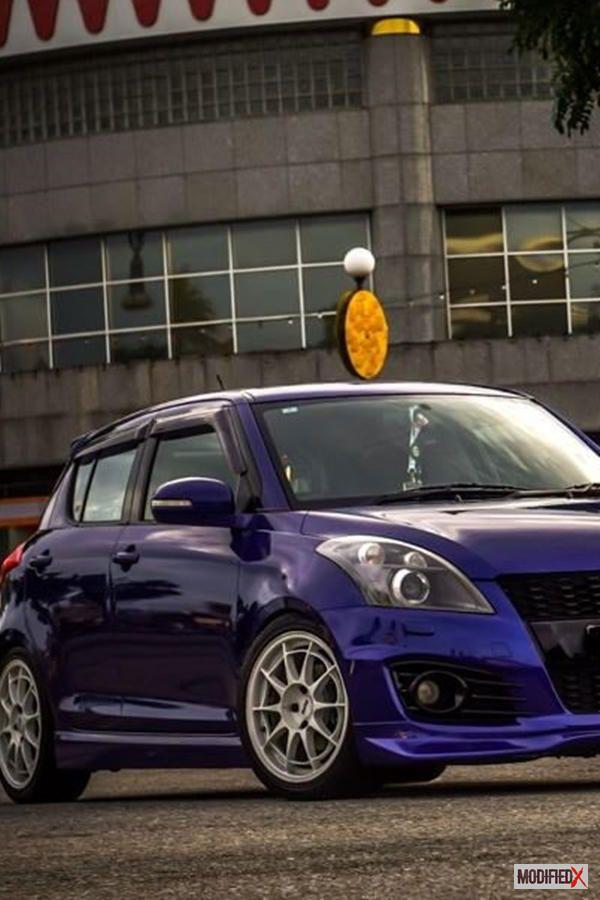 Photo of 5 Stunning Modified Suzuki Swifts [Custom Hatch] – ModifiedX