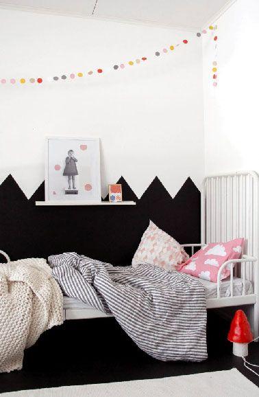 Couleur Deco Pour La Peinture Chambre Fille Deco Chambre Enfant
