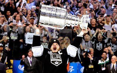 Los Angeles Kings win Stanley Cup