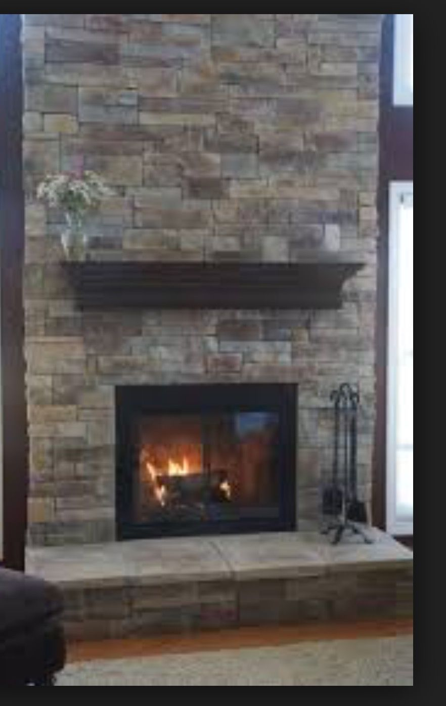 Stone fireplace designs and remodel pictures to pin on pinterest - Explore Fireplace Stone Fireplace Ideas And More