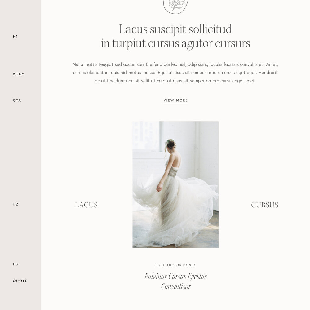 10+ Font Combinations to Rock your Squarespace Site