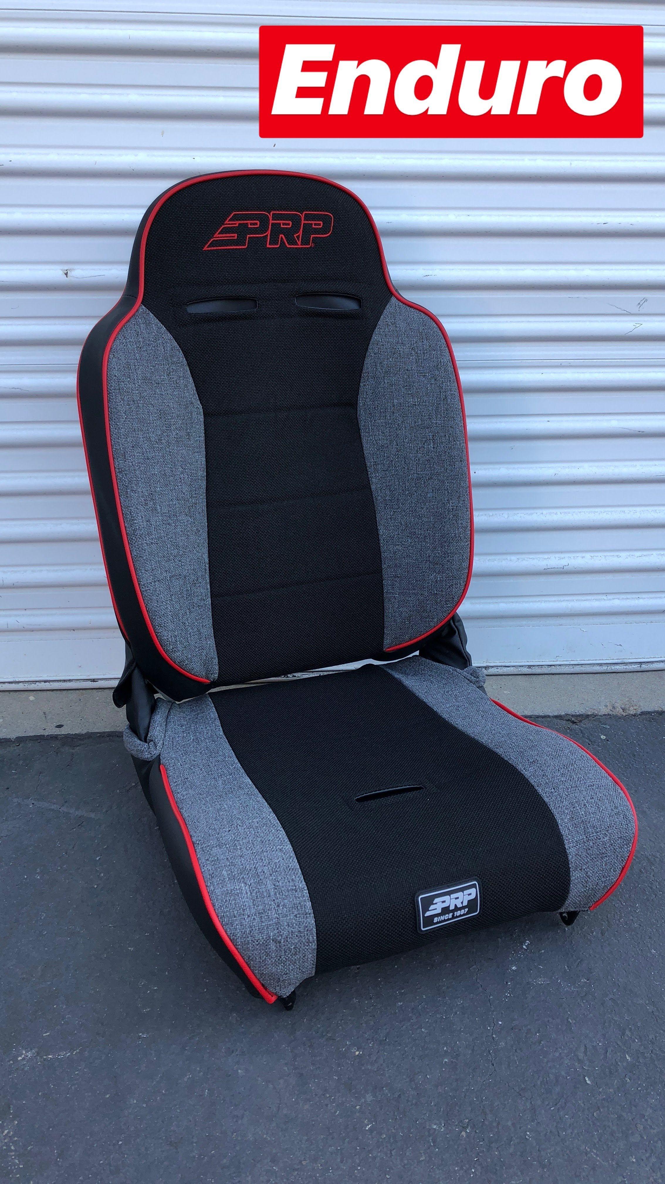 Enduro Recliner | PRP Daily Seats | Recliner, Bucket seats