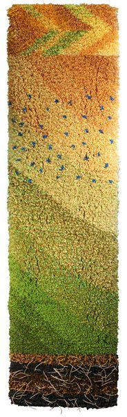 Pellossa piilossa ommellen 30 x 120cm