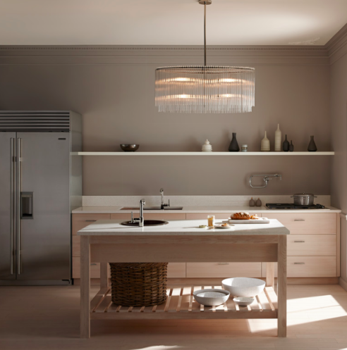 Color Spotlight Benjamin Moore Silver Fox Kitchen Design