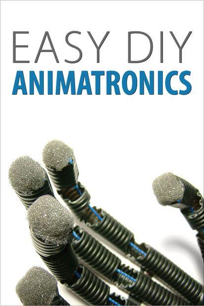 Easy DIY Animatronics | Mech | Cosplay armor, Diy, Cosplay diy