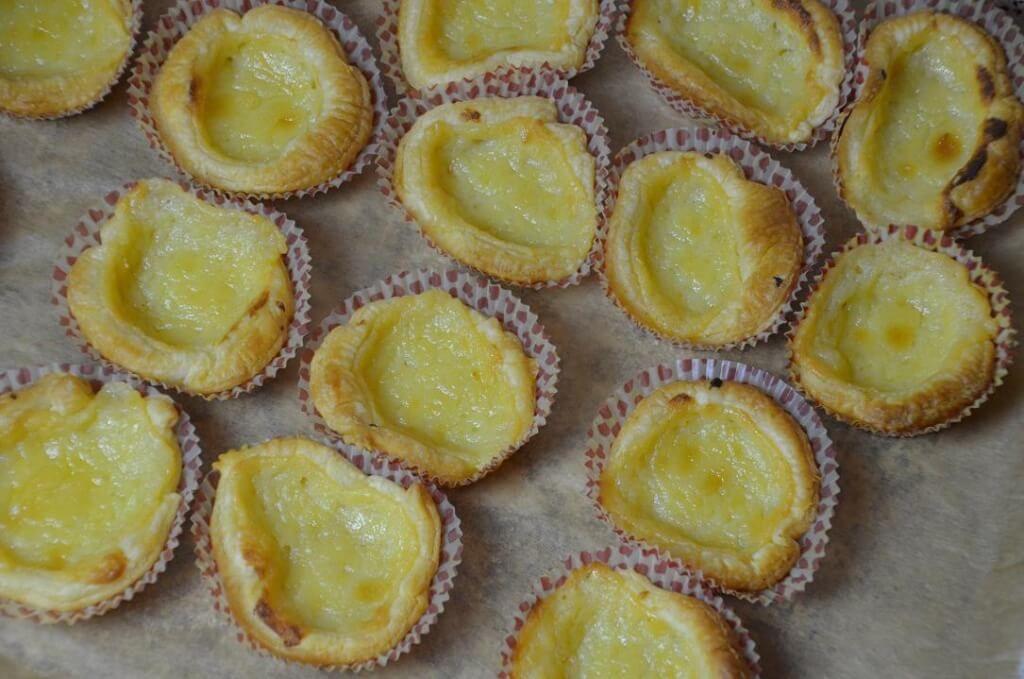 Natas Portugiesische Puddingtortchen Allgemein Desserts Kuchen