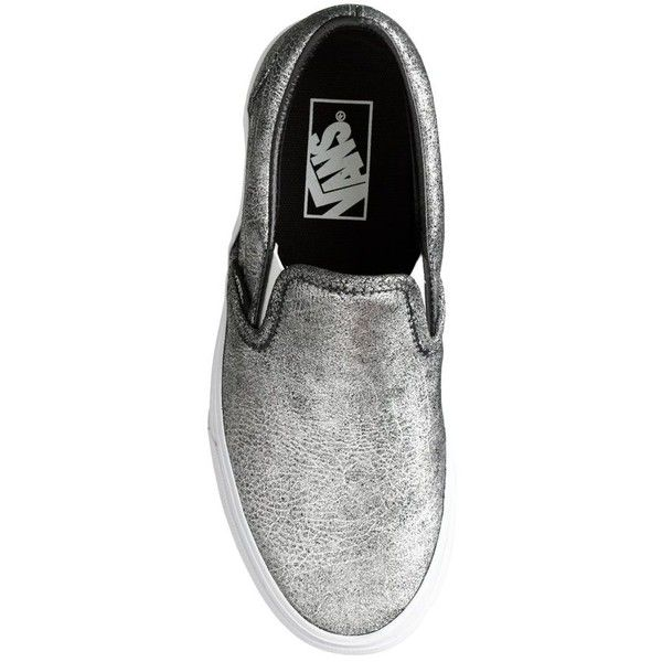 b93ad354b6de J.Crew Unisex Vans Classic Slip-On Sneakers ( 40) ❤ liked on ...