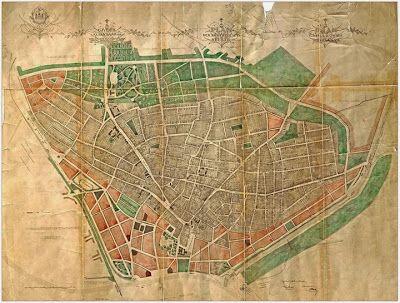 mapa novog sada NS Info: Istorija NS: 1900. Mapa Novog Sada | Novi Sad | Pinterest  mapa novog sada