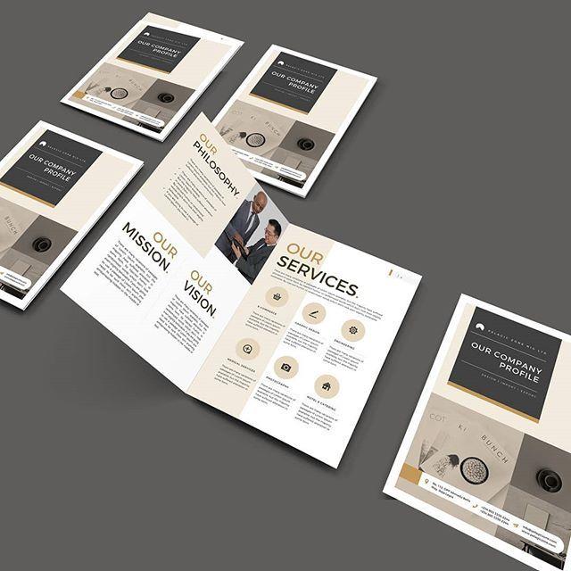 Professional Company profile template in Microsoft Word Available - company profile template microsoft