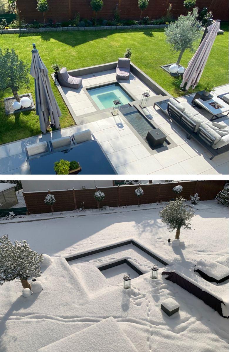 Terrasse im Vergleich