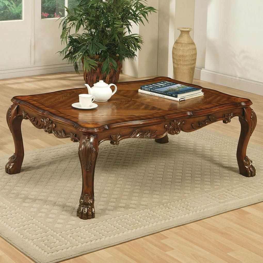 Dresden Coffee Table By Acme Furniture Coffee Table Furniture