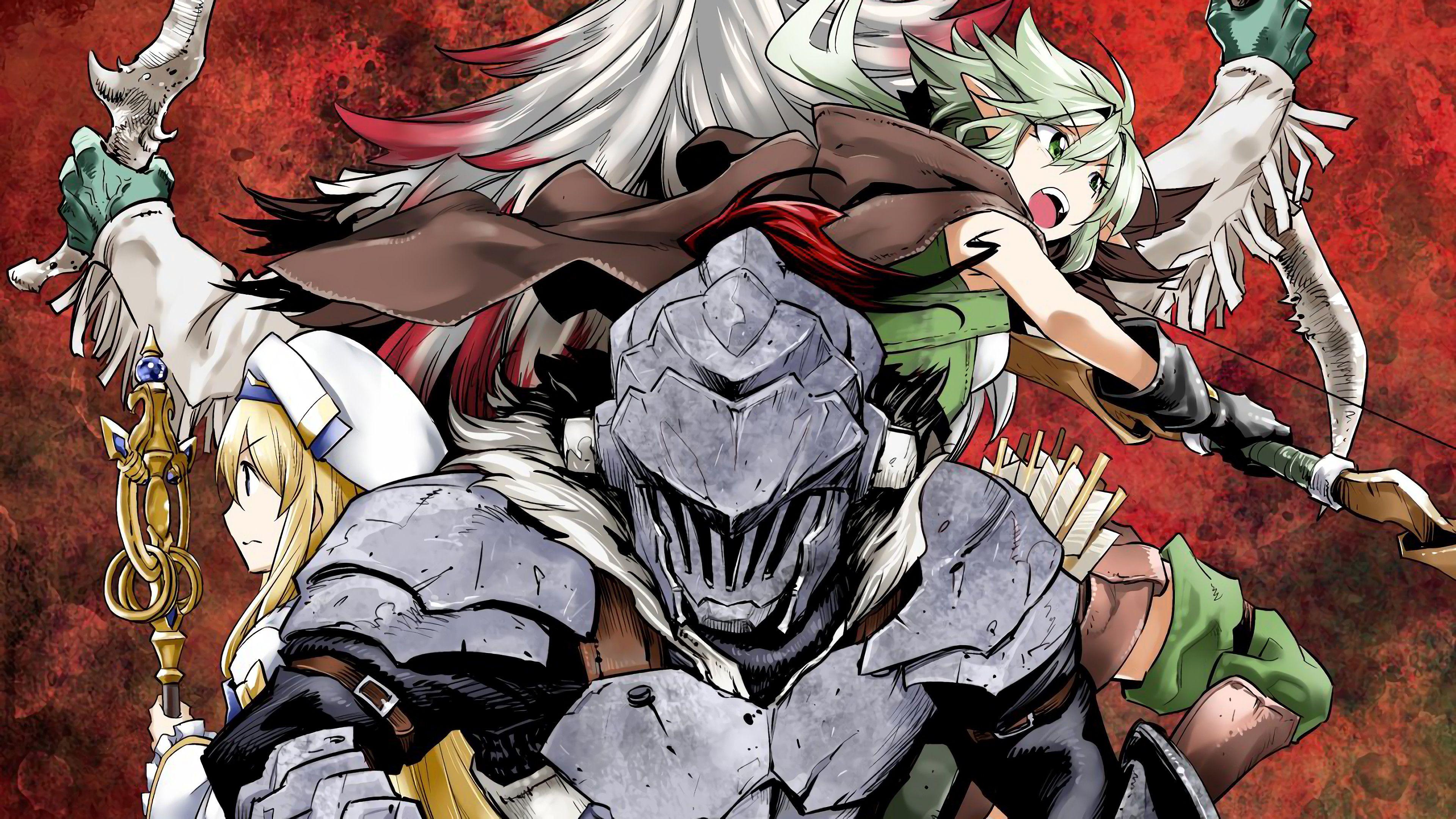 Goblin Slayer Priestess High Elf Archer 4k 25019 Goblin Hd Anime Wallpapers Slayer Anime