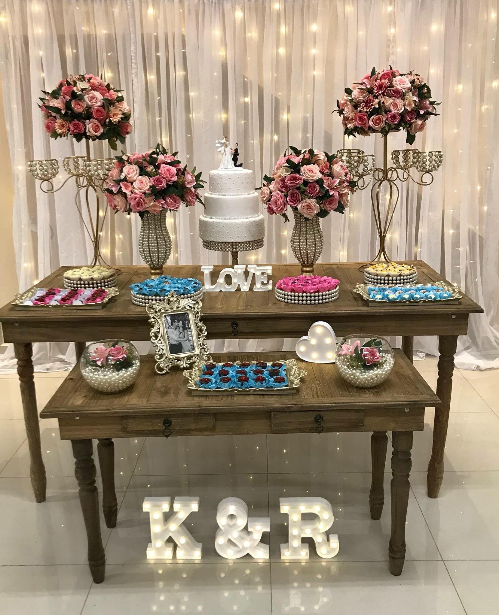 Decoraç u00e3o Casamento Simples, Noivado Escritório da Arte decorações Sorocaba SP Wedding  -> Fotos De Decoração De Festa De Casamento Civil