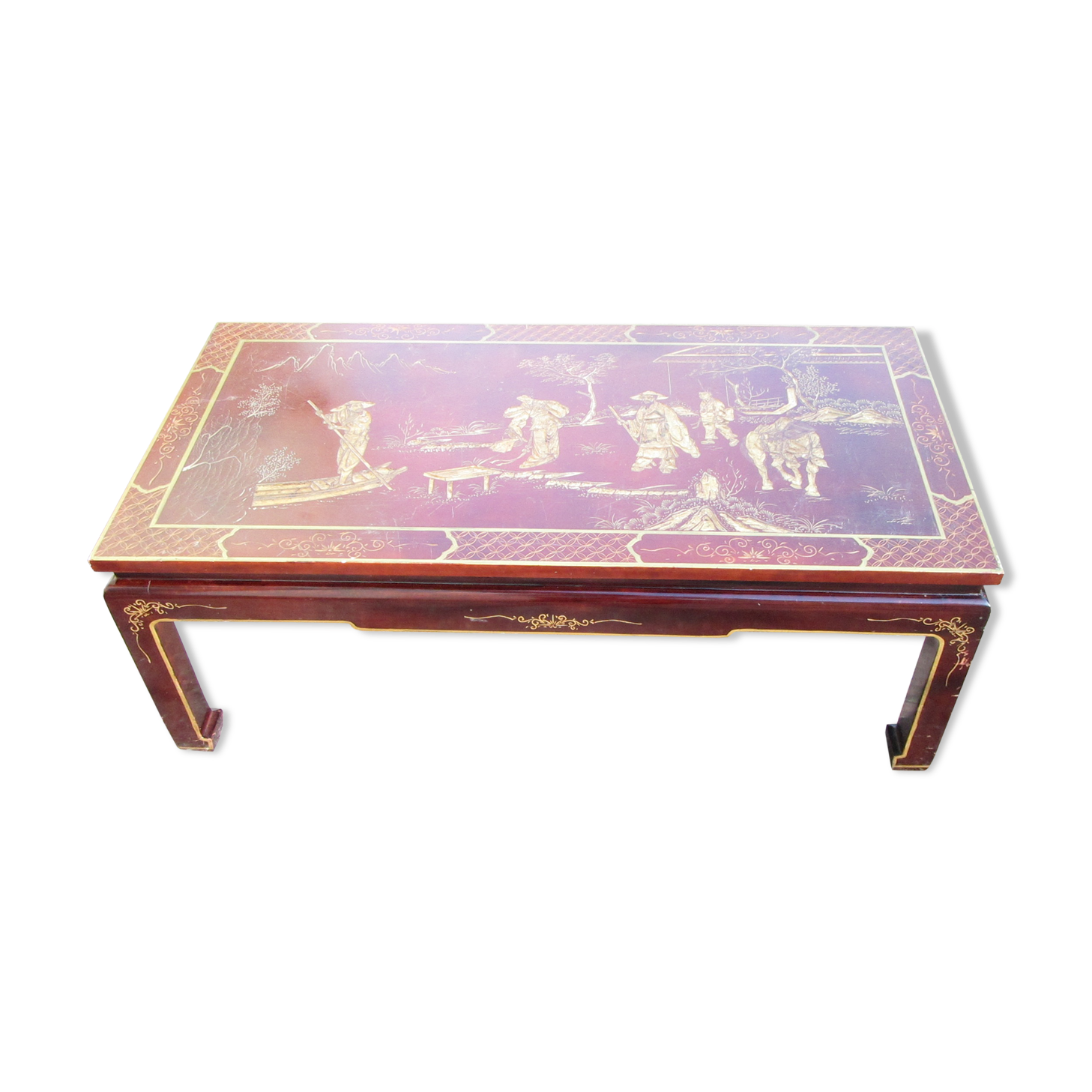Table Basse Style Chinois En Laque Style Chinois Table Basse Photo Table