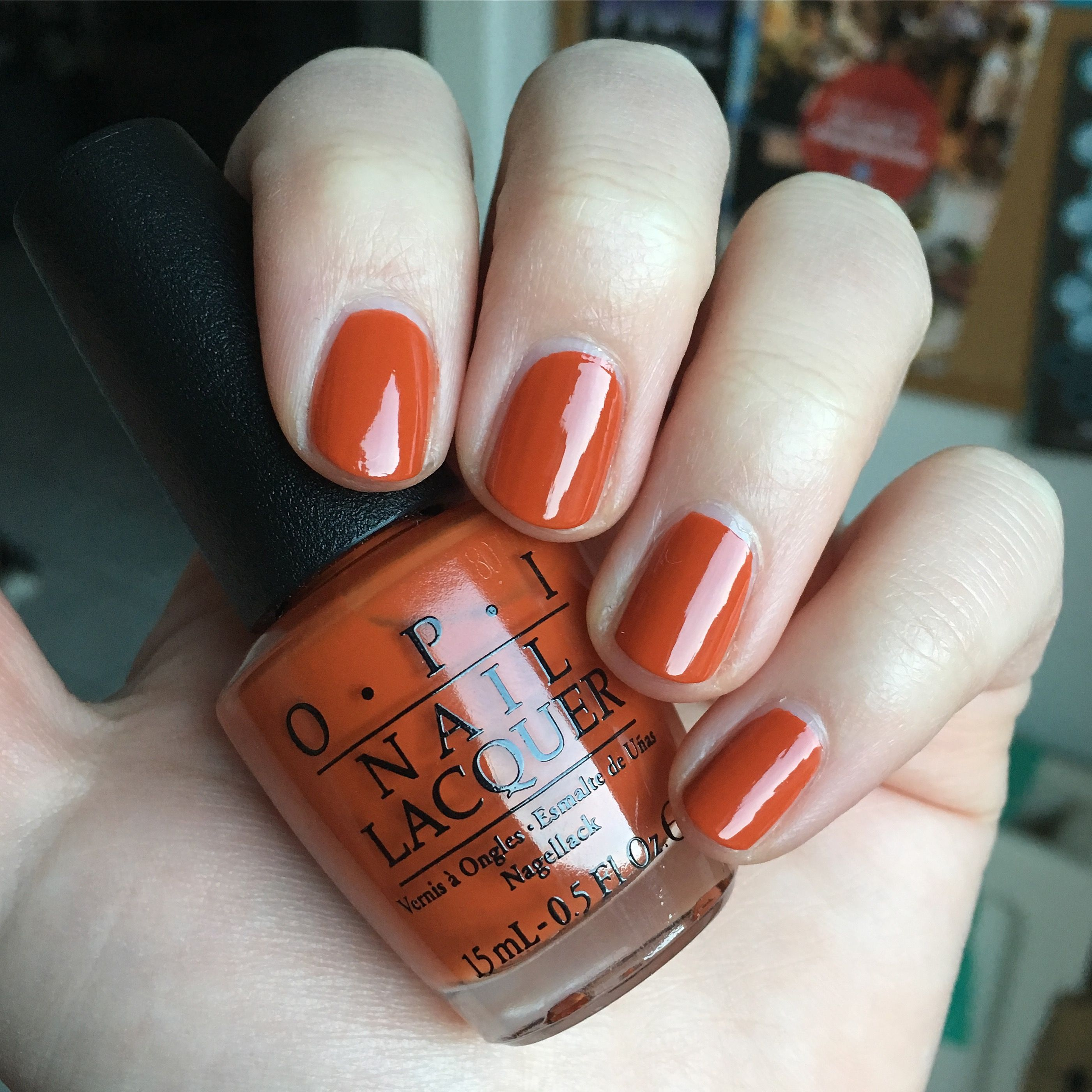 OPI Venice - It\'s a Piazza Cake (NL V26)   Swatches LoveLacquer.nl ...