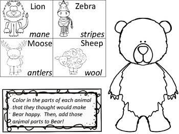 Image result for cranky bear activities (With images