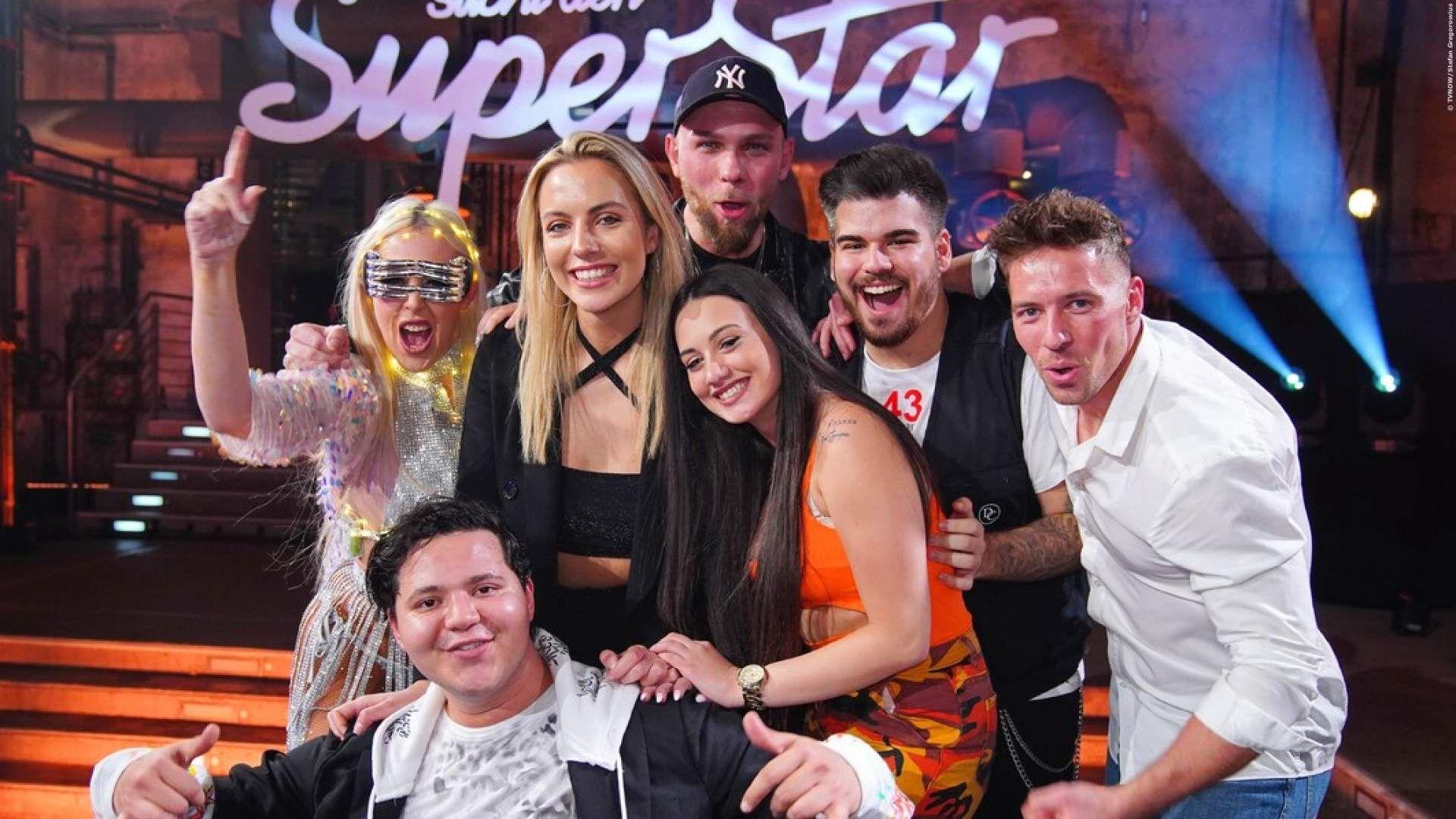 Dsds Das Sind Die Top 7 Neue Regeln In Den Live Shows Dsds Dsds Sieger Superstar