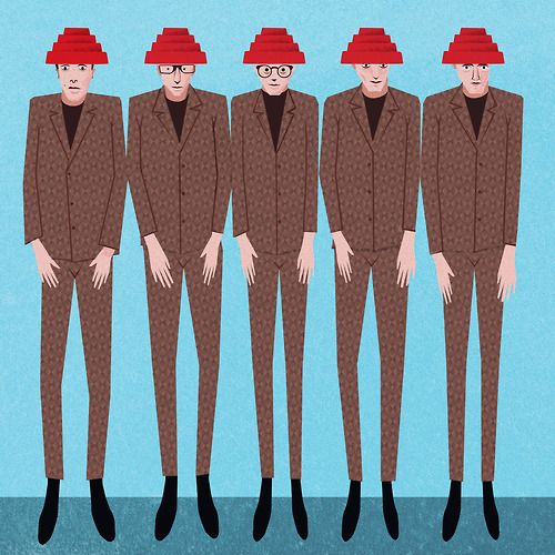 Devo By Dylan Taylor Hero Music Icon Musicals