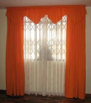 resultado de imagen para cortinas navideas