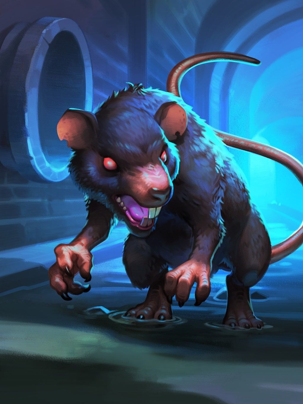 Pin by Dungeon Master Tools Index on D&D Concept Art | Rats