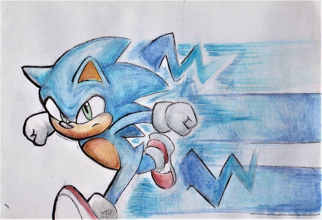 Tyson Hesse Sonic Movie By Angryzilla On Deviantart Sonic Sonic The Movie Hedgehog Art