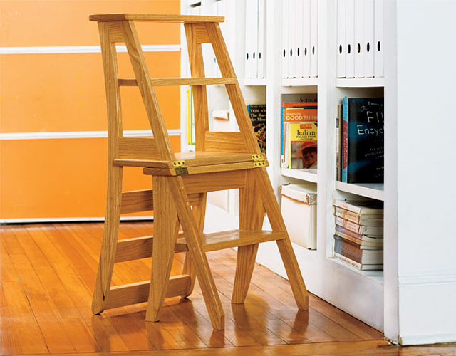 Build a DIY Wooden Step Stool With These Free Plans: Free Step Stool Plan at Popular Mechanics