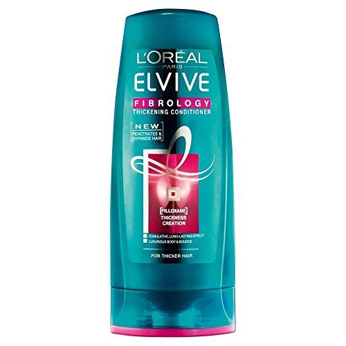 Loral Paris Elvive Fibrology Thickening Conditioner 400ml You Can Get More Details By Clicking On Th Thickening Shampoo Conditioner Hair Thickening Shampoo