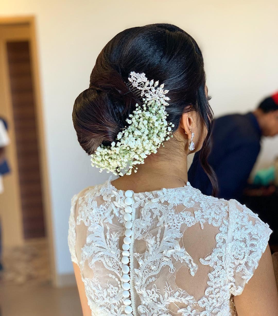 Makeup Arti T On Instagram Christian Bridal Updo Makeup And Hairstyling Vetrihairandmakeup