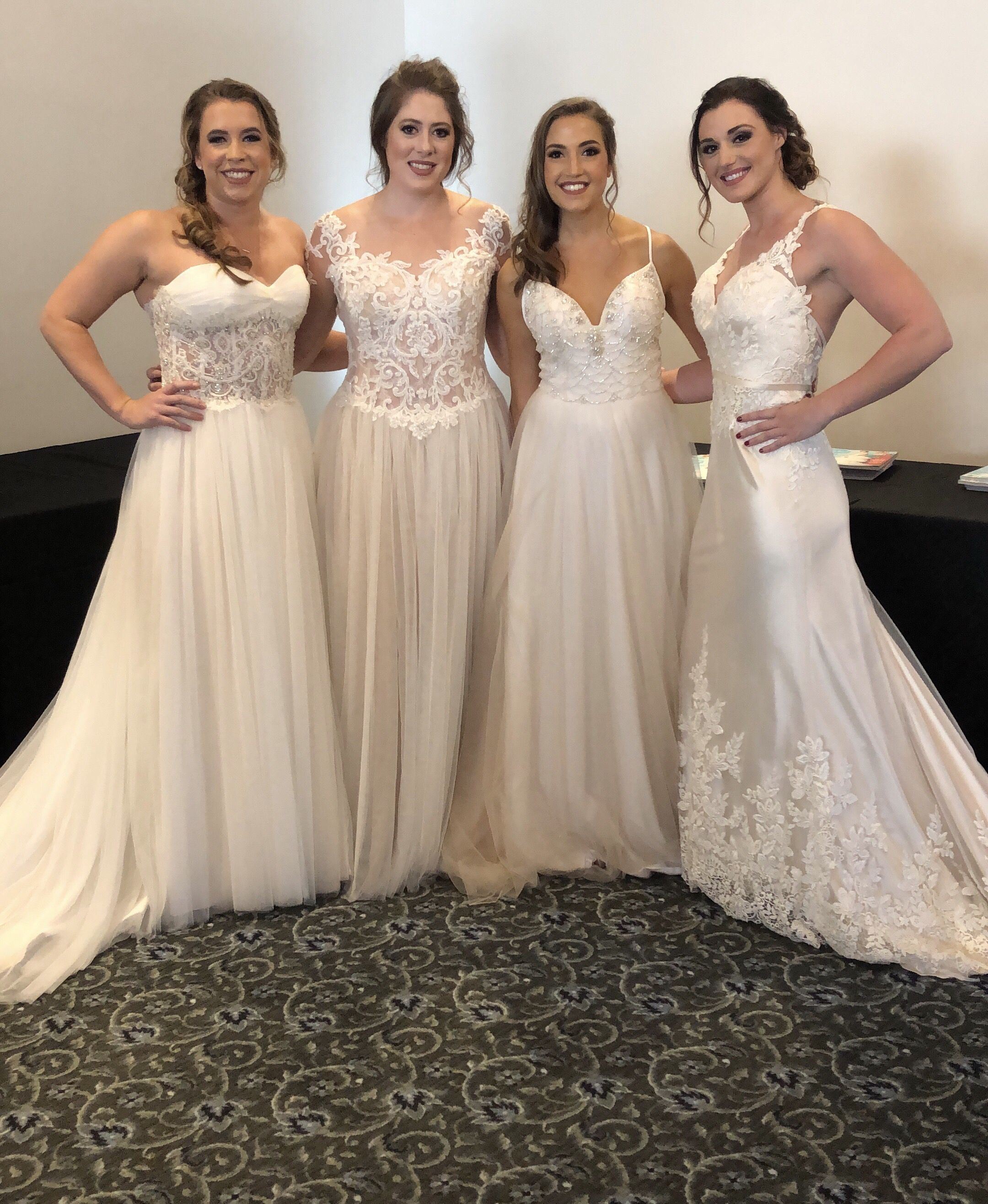 Wedding Dress Shop Warrington: We Had A Wonderful Time Putting On The Bridal Show At The