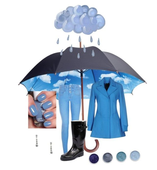 """""""Rainy day"""" by jatmgionfriddo ❤ liked on Polyvore featuring Moma, Pinko, New Look, Terre Mère and Kristin Perry"""