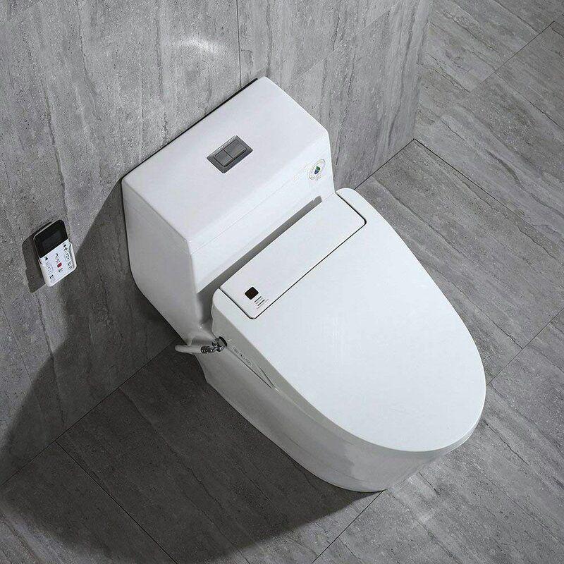 Pin on Smart toilet