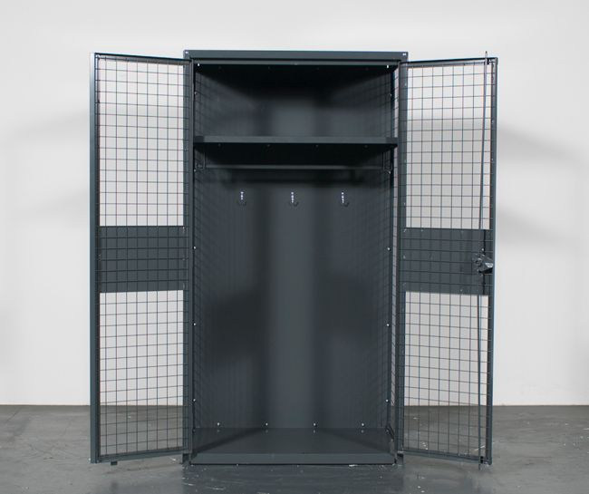 Captivating Ideal For Specialized Equipment Storage   Military Foot Lockers From  WireCrafters Are An Ideal Place To