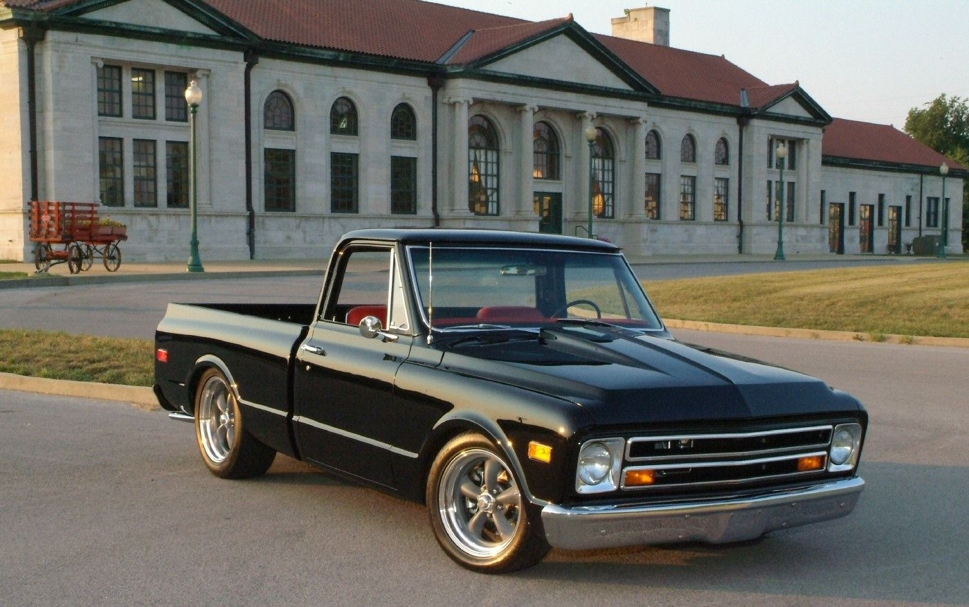 72 chevy truck | ... 67-72 Chevrolet & GMC Pickup Trucks, Suburbans