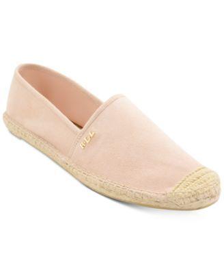 4147fba7cb86c Lauren Ralph Lauren Danita Espadrille Flats   macys.com   My Style ...