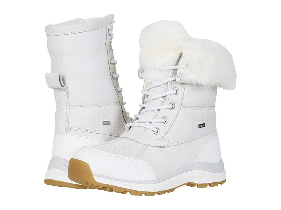 UGG Adirondack Boot III Fluff Women's Cold Weather Boots ...
