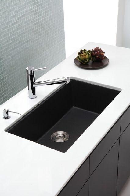 Undermount Kitchen Sinks Black Black Bathroom Sink Black