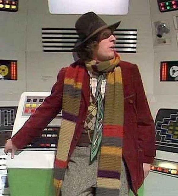 Tom Baker - 4th Doctor - Dr Who - Possibly favorite hero ever. I ...