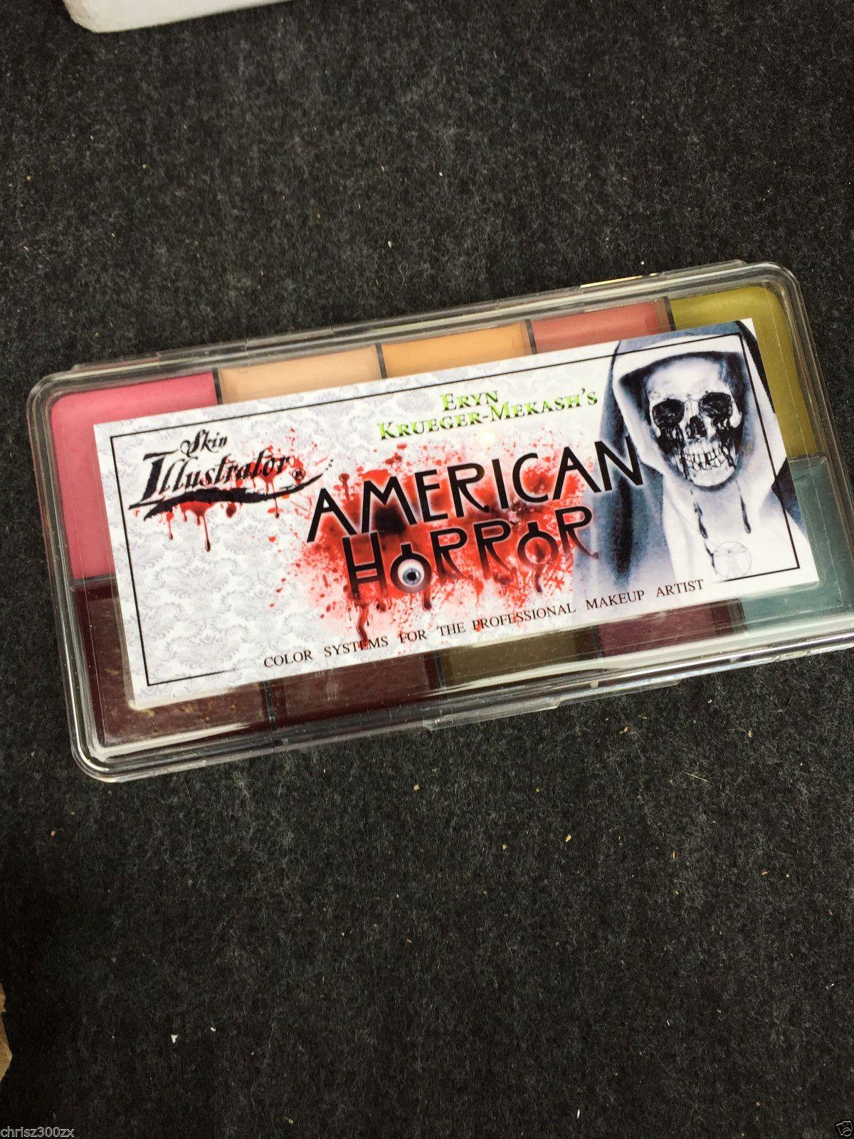 PPI SKIN ILLUSTRATOR American Horror Palette Makeup