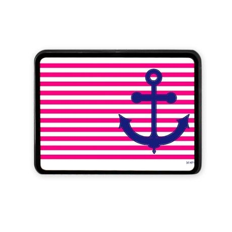 Anchors Away Flag w/Lilly Pulitzer Rectangular Hit