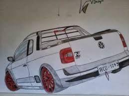 Resultado De Imagem Para Desenhos De Carros Rebaixados Gol Com Som