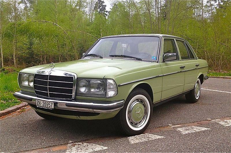 My Green W123 For Daily Stanceworks Mercedes Benz World Mercedes W123 Mercedes Benz Cars