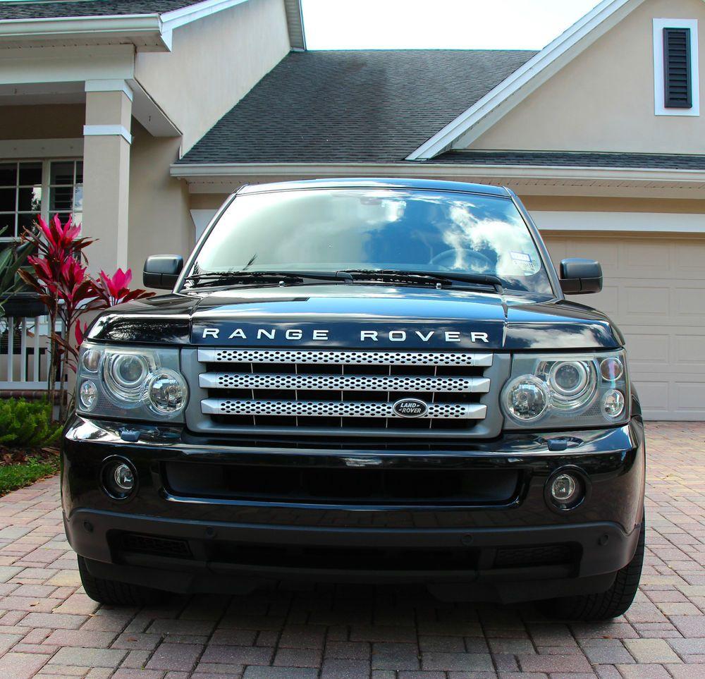 2006 Land Rover Range Rover Sport Supercharged Range