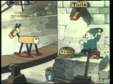 Silly Symphonies Santa S Workshop 1932 Cartoon Silly